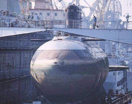 новые разработки подводных лодок