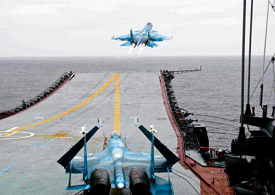 Авианосцы СССР - наше время