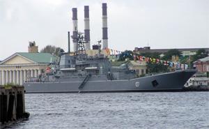 Минск большой десантный корабль