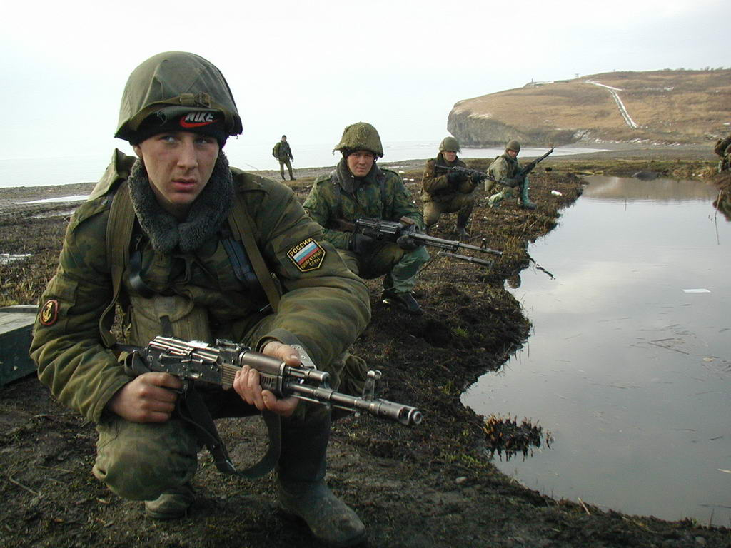 Тактика пехоты в обороне