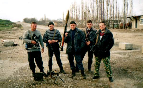 Неизвестная чеченская война итоги